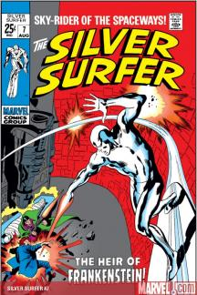 Silver Surfer (1968) #7