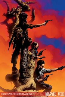 Dark Tower: The Long Road Home (2008) #2