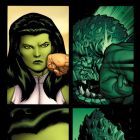 Jeph Loeb & Ed McGuinness Make The Hulk See Red!