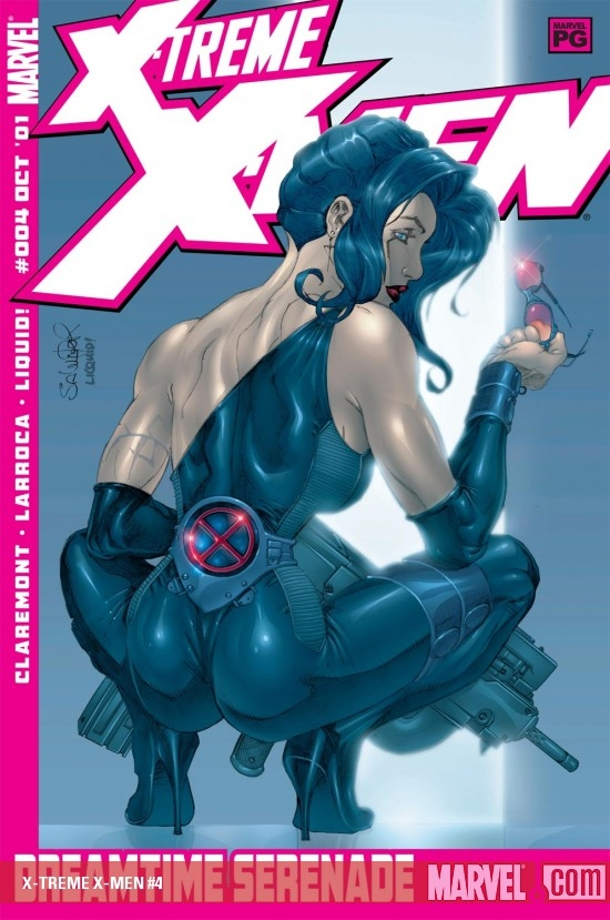 X-TREME X-MEN #4