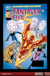 Fantastic Five #1