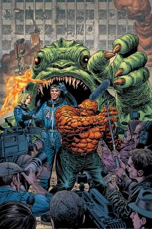 Fantastic Four: First Family #3