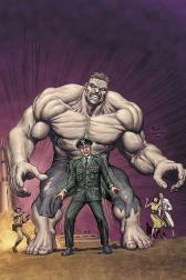 What If General Ross Had Become the Hulk? #0