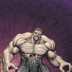 WHAT IF GENERAL ROSS HAD BECOME THE HULK? (2006) COVER