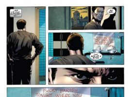 Captain America #609 preview art by Butch Guice