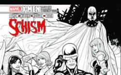 X-MEN SCHISM 5 X PRINTING VARIANT