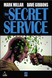 Secret Service (2012) #3