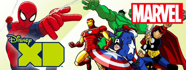 Disney XD to Launch Marvel Universe