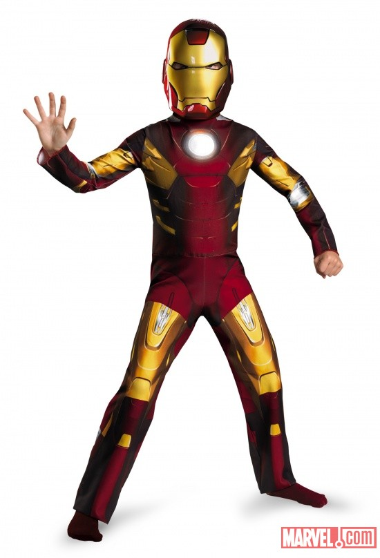Iron Man Mark 7 Avengers Classic