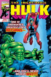 Incredible Hulk #472