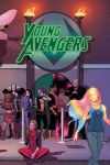 Young Avengers (2013) #15 Cover
