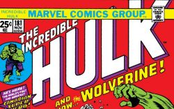 Incredible Hulk #181