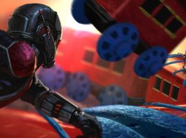 Marvel's 'Ant-Man' concept art by Jackson Sze