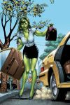 She-Hulk Sensational (2010) #1