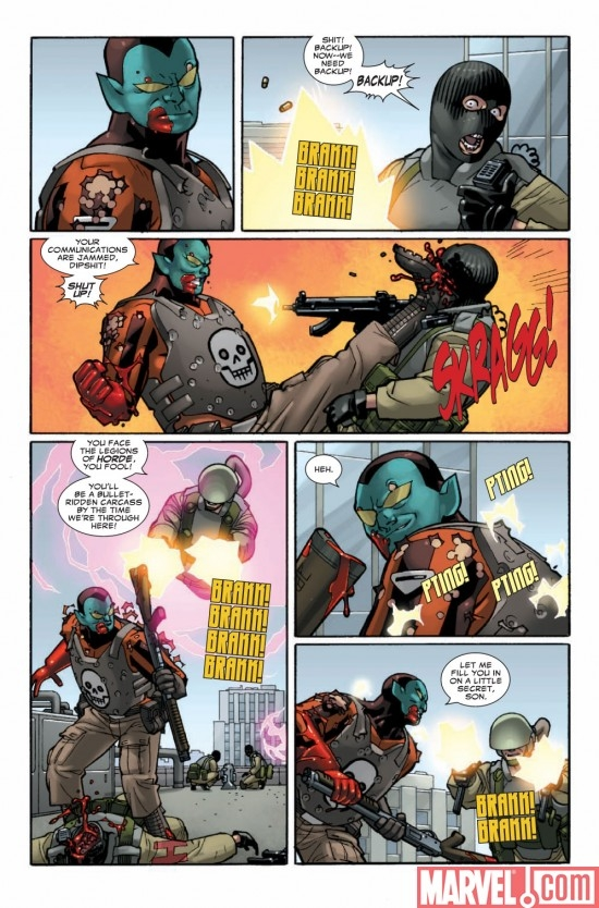 THE DESTROYER #1 preview page 3
