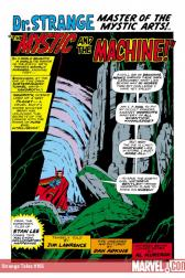 Strange Tales #165 