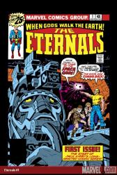 Eternals #1 