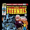 ETERNALS (2009) #1 COVER