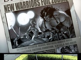 New Warriors #5 Page 14