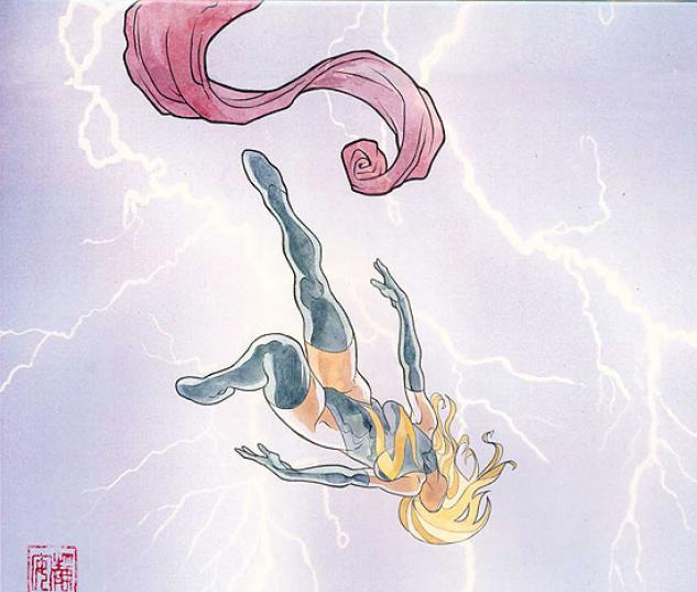 MS. MARVEL (2008) #8 COVER
