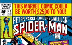 Peter Parker, The Spectacular Spider-Man #46