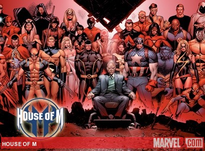 House of M Event Master