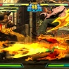 Phoenix and Haggar from Marvel vs. Capcom 3