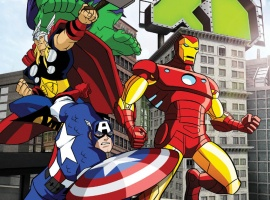 Mighty Marvel Podcast #108: The Avengers: EMH!