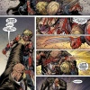 Ultimate Comics X #5 preview page by Arthur Adams