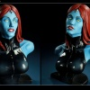 Mystique Life-Size Bust by Sideshow Collectibles