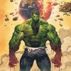 Incredible Hulk (2011) #1 cover by Marc Silvestri