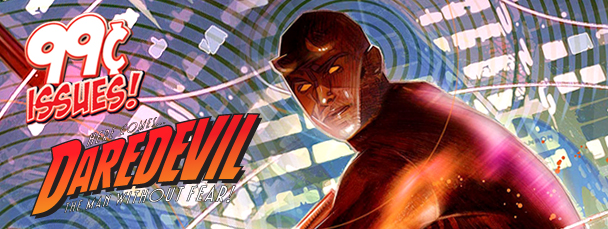 Marvel App: Get Daredevil (1998) for 99 Cents