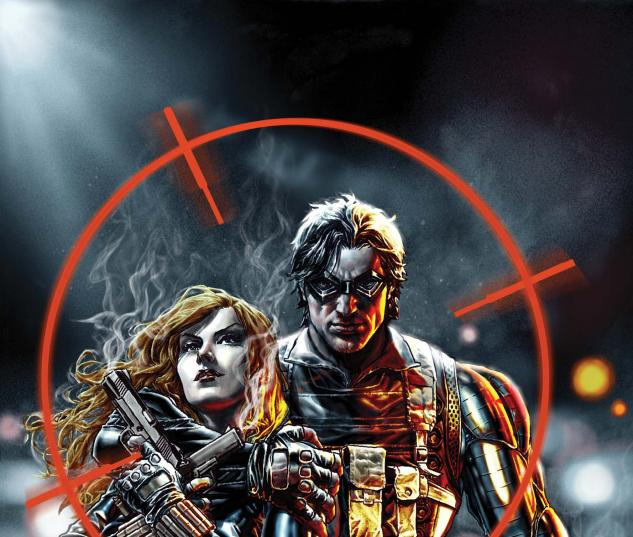 WINTER SOLDIER #2 Cover