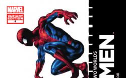 SPIDER-MEN 4 DEODATO VARIANT (1 FOR 30, WITH DIGITAL CODE)