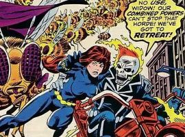 The History of Black Widow Pt. 5