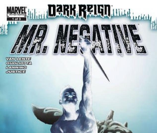 DARK REIGN: MISTER NEGATIVE #1