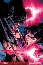 Psylocke #4 