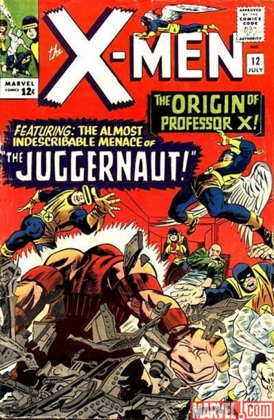 UNCANNY X-MEN #12