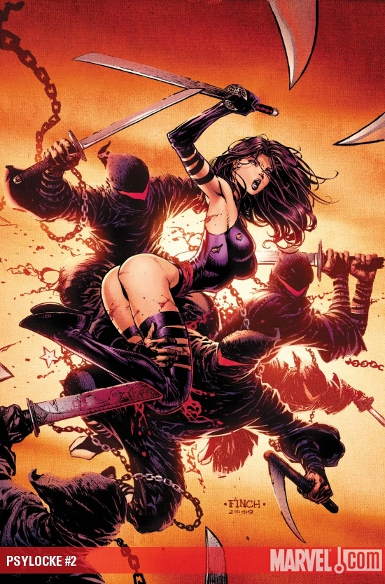 PSYLOCKE #2
