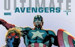 ULTIMATE COMICS AVENGERS #1 FOILOGRAM VARIANT