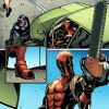 DEADPOOL #12 preview art by Paco Medina