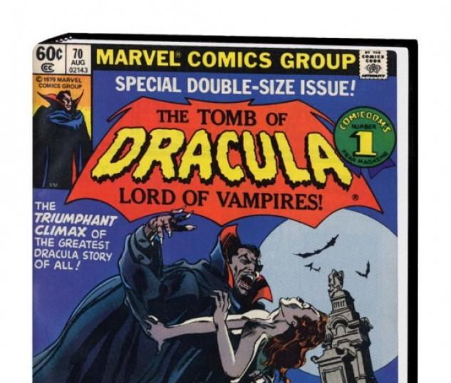 TOMB OF DRACULA OMNIBUS (VARIANT (DM ONLY))
