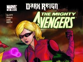 MIGHTY AVENGERS #23