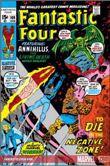 Fantastic Four (1961) #109