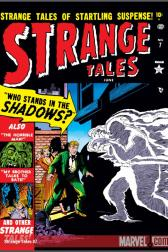 Strange Tales #7 