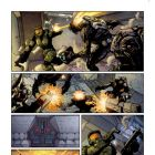 The Master Chief Wages War in Halo: Uprising #1