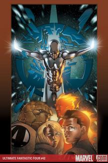 Ultimate Fantastic Four Vol. 9: Silver Surfer (Trade Paperback)