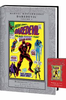 Marvel Masterworks: Daredevil Vol. 3 (Hardcover)