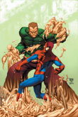 MARVEL AGE SPIDER-MAN (2005) #17 COVER