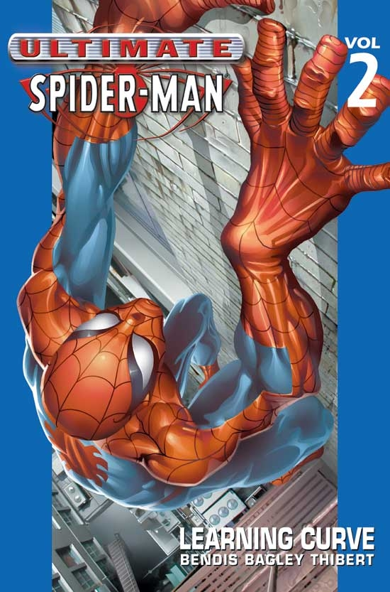 ULTIMATE SPIDER-MAN VOL. II: LEARNING CURVE TPB #0